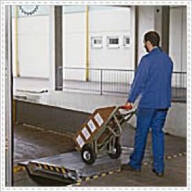 月台斜坡板,簡易斜坡板、橋板、卸貨平台、手動調整板