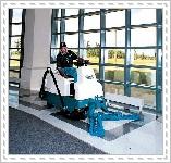 清掃車6100,工業清掃車,駕駛式掃地機,清掃車、掃街車、工業掃地機、自動掃地機