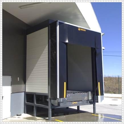 卸貨區門封,月台門封,門罩