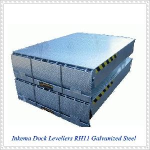 卸貨平台 月台調整板 月台調整器 碼頭斜坡板