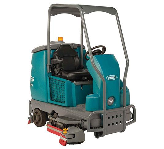 S10大型手推掃地機,tennant S10,工業掃地機,電瓶掃地機,手推掃地機,工業用掃地機,大型掃地機