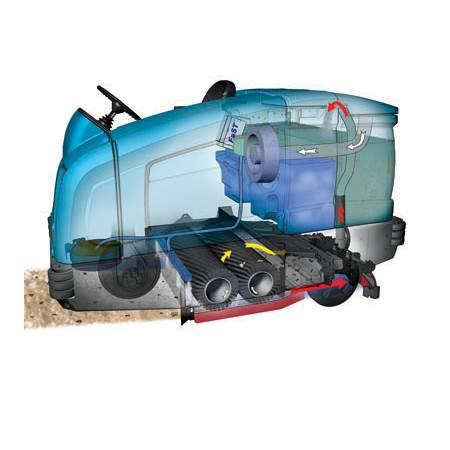 T20工業洗地車