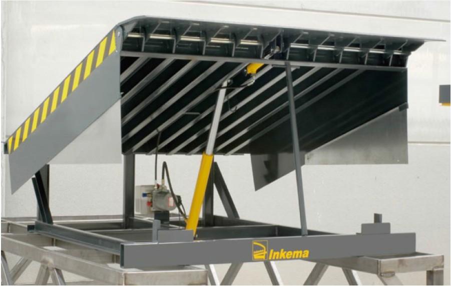 月台調整板 月台調整器 碼頭斜坡板 卸貨平台 登車橋 油壓昇降平台 卸貨平台 升降平台