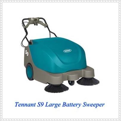 S9手推掃地機,小型掃地機、手推式掃地機、電動掃地機