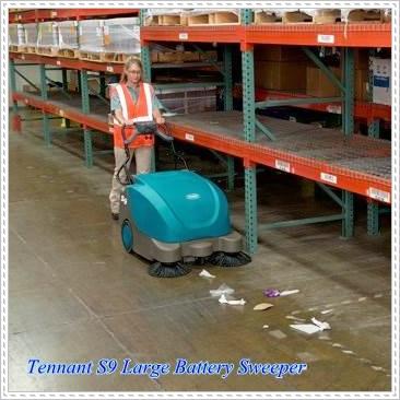 S9倉庫掃地機,小型掃地機、手推掃地機、電動掃地機