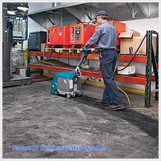 T1小型洗地機,小型洗地機 手推洗地機 電動拖地機