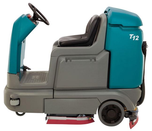 T12小型洗地車