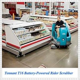 T16倉庫洗地機,工業洗地機,自動洗地機,賣場洗地機,拖地機,刷地