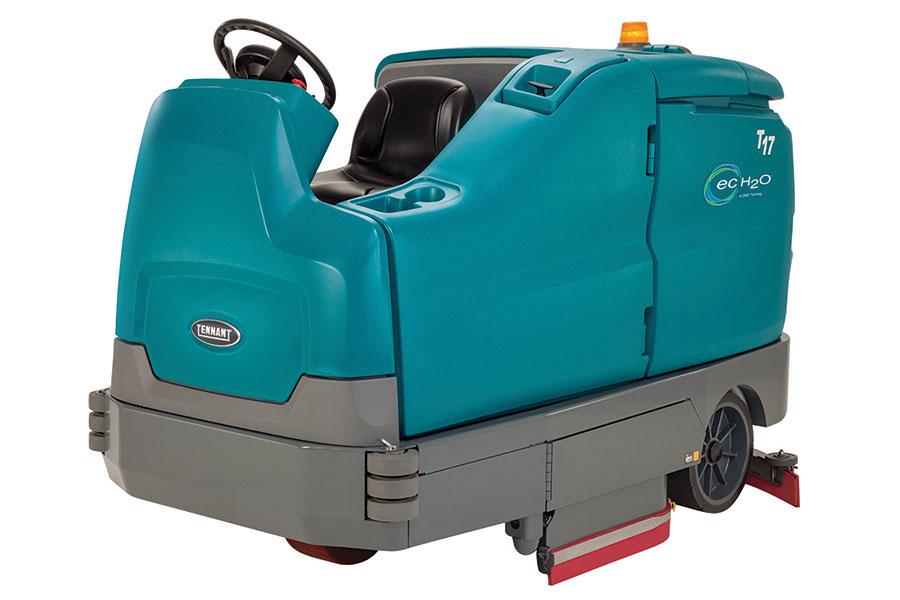T17洗地車