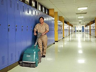 電動洗地機