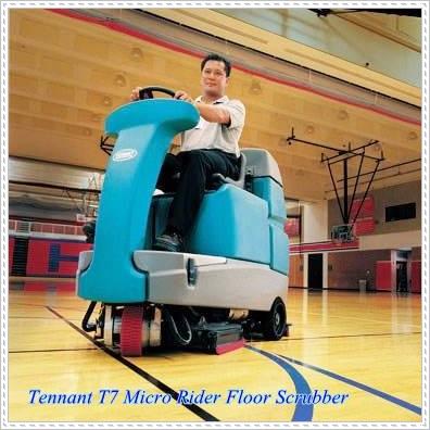 Tennant T7工業洗地車