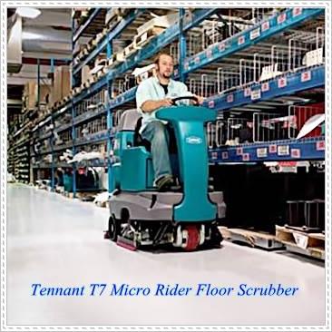 Tennat,駕駛洗地車,小型洗地機,倉庫洗地機,賣場洗地機車